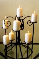 Octagon Candle Holder
